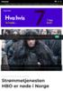 Strømmetjenesten HBO er nede i Norge