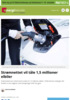Strømnettet vil tåle 1,5 millioner elbiler