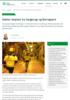 Støtter bioplast fra Saugbrugs og Borregaard