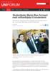 Studentleder Marte Øien fornøyd med milliardhjelp til studentene