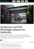 Studiestart ved PHS: Skrinlegger planene for fadderuka