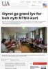 Styret ga grønt lys for helt nytt NTNU-kart
