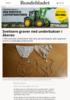 Sveitsere graver ned underbukser i åkeren