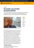 Svenske og norske pensjonsfeller