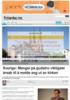 Sverige: Mangel på gudstro viktigste årsak til å melde seg ut av kirken