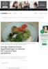 Sverige: Skolene krever legeerklæringer av elevene for å servere dem spesialkost