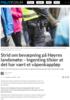 Svært jevnt om bevæpning før Høyres landsmøte