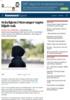 Sykehjem i Stavanger tapte hijab-sak