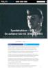 Syndebukken - DEL 1En avhører blir til (1960-1995)