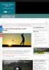 Syv veier til bedre golf uten å endre svingen