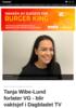 Tanja Wibe-Lund forlater VG - blir vaktsjef i Dagbladet TV