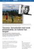 Tanzania: Samarbeidet med norsk bistandsaktør, nå risikerer han fengsel