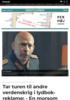 Tar turen til andre verdenskrig i lydbok-reklame: - En morsom og utfordrende reise