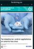 Tarmbakterier endret oppfattelse av smerte hos mus