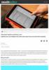 Teknologi: Papirløs notelesing i 2020