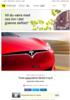 Tesla oppgraderer Model S og X