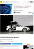 Tesla tilbakekaller Model X
