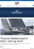 Thomas Robberstad er best i vest og nord