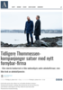 Tidligere Thommessen-kompanjonger satser med nytt fornybar-firma