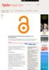 Tidsskriftet Fysioterapeuten godkjent som OA-tidsskrift