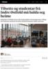 Tilsette og studentar frå Indre Østfold må halda seg heime