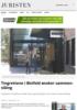 Tingrettene i Østfold ønsker sammenslåing