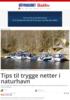 Tips til trygge netter i naturhavn