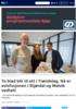 To blad blir til ett i Trøndelag. Nå er avisfusjonen i Stjørdal og Malvik vedtatt