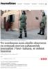 To nordmenn som skulle observere en rettssak mot en saharawisk journalist i Vest-Sahara, er nektet innreise