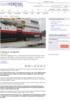 Todeling av Hurtigruten - Samferdsel