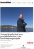 Tomas Bruvik skal vere prosjektleiar for LLAs innovasjonsprosjekt