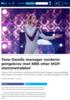 Tone Damlis manager vurderer pengekrav mot NRK etter MGP-stemmetrøbbel