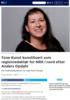 Tone Kunst konstituert som regionredaktør for NRK i nord etter Anders Opdahl