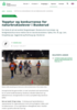 Topptur og konkurranse for naturbrukselever i Buskerud
