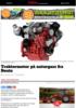 Traktormotor på naturgass fra Deutz