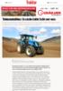Traktorstatistikken: De mindre holder hodet over vann