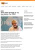 Trine Skei Grande er ny styreleder for PRIO