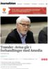 Trønder-Avisa går i forhandlinger med Amedia