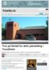 Tror på flertall for aktiv påmelding i Trondheim