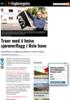 Truer med å heise sjørøverflagg i Oslo havn