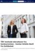 TRY Innhold rekrutterer fra konkurrenten - henter Kristin Norli fra Schibsted