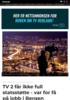 TV 2 får ikke pull pott av staten - var for få på jobb i Bergen