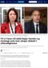 TV 2 i brev til Abid Raja: Varsler ny strategi som kan skape debatt i offentligheten