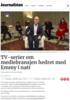 TV-serier om mediebransjen hedret med Emmy i natt