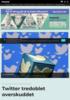 Twitter tredoblet overskuddet