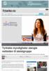 Tyrkiske myndigheter stengte nettsiden til ateistgruppe
