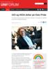 UiO og HiOA deltar på Oslo Pride