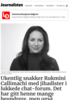 Ukentlig snakker Rukmini Callimachi med jihadister i lukkede chat-forum. Det har gitt henne mange beundrere, men også kritikere