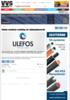 Ulefos avslutter avdeling for lekkasjekontroll