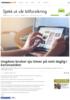 Ungdom bruker sju timer på nett daglig i koronatiden